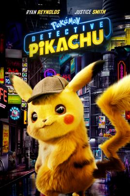 iTunes: Pokémon Detective Pikachu 4K Dolby Vision & Dolby Atmos