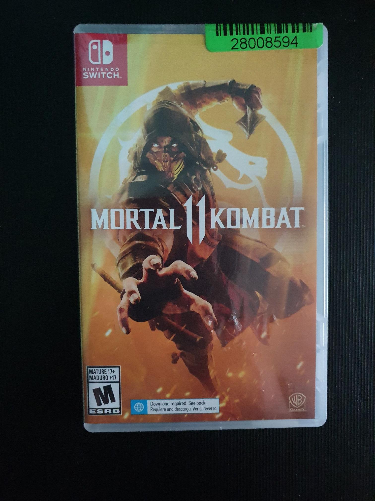 Elektra : Mortal Kombat 11 Switch