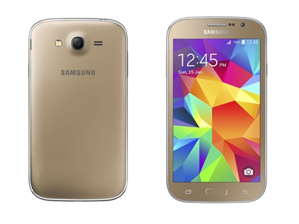 Ofertas Hot Sale Liverpool: Samsung Grand Neo Plus Dorado Movistar $1,871.00