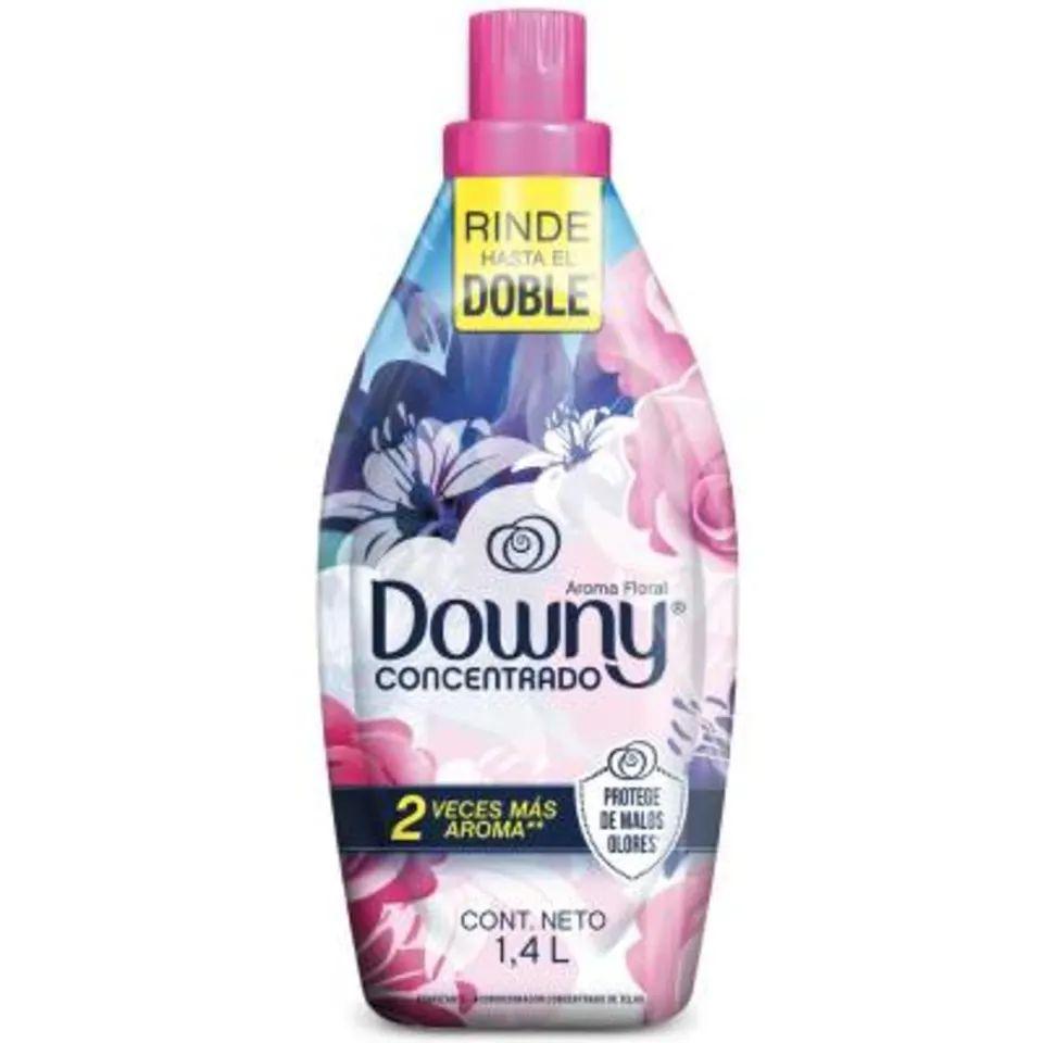 Walmart: Suavizante acondicionador de telas Downy aroma floral 1.4 l (10piezas x $200)