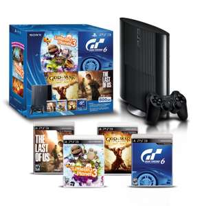Ofertas Hot Sale Amazon: PS3 + 4 juegos $3,333 con Banamex