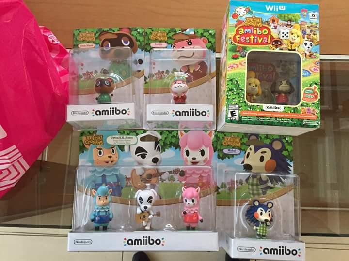 Liverpool: Set de 6 Amiibos y juego de Animal Crossing en oferta por $223