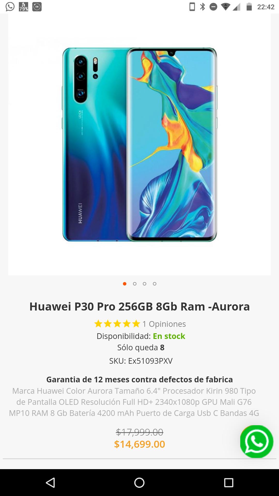 Doto: Huawei P30 Pro
