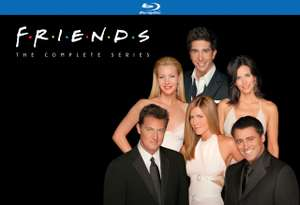 Ofertas Hot Sale Amazon: Oferta Relámpago, Friends Todas las temporadas Blu Ray
