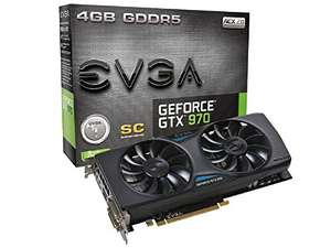 Ofertas Hot Sale Amazon: Oferta Relámpago EVGA Geforce GTX 970 SC a $5,165 con Banamex