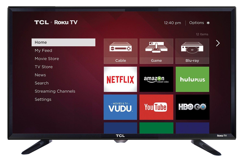 "Amazon: TCL Roku TV 32"""