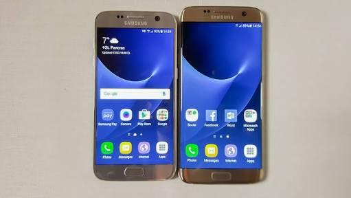 Hotsale Amazon MX: Galaxy S7 FLAT $13,499 ($11,249 Banamex) y S7 EDGE de $16999 ($14,165 Banamex)