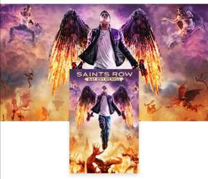 Microsoft Store: Saints Row: Gat Out of Hell $50 con Gold / $129 sin Gold