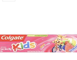 Amazon Colgate Kids Tutti Frutti 50g