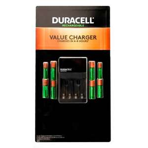 Sam's Club Pilas recargables Duracell Ion Speed 1000