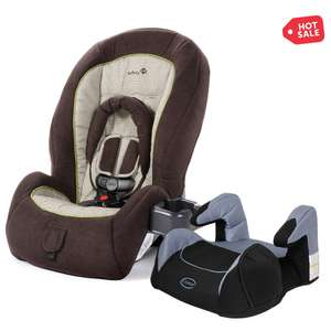 Ofertas Hot Sale Walmart: Autoasiento Safety 1st + Booster Costo a $999