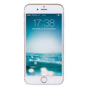 Ofertas Hot Sale Linio: Iphone 6 Plus 128Gb reacondicionado Plata a $14,467 (Envío Internacional)