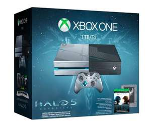 Ofertas Hot Sale Elektra: Xbox One 1tb Edicion Halo 5 a $7,599
