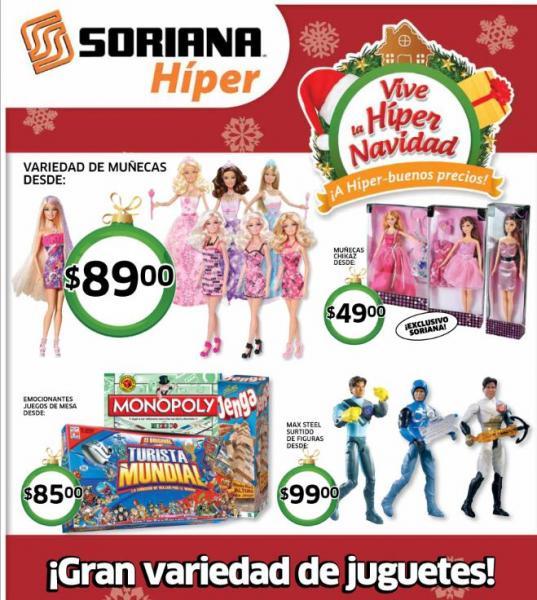 Folleto Soriana: 20% de descuento en cámaras Sony, 3x2 en shampoos Pantene, Pert y más
