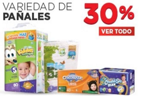 HEB en línea: 30% en variedad de pañales Solo Hoy