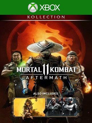 G2A: Mortal Kombat 11 Aftermath Kollection (Juego + 2 DLC) XBOX Global