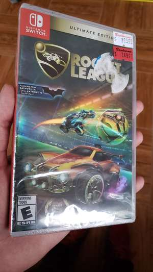 Sanborns: Rocket League Ultimate Edition Switch Sanborns Barranca del Muerto