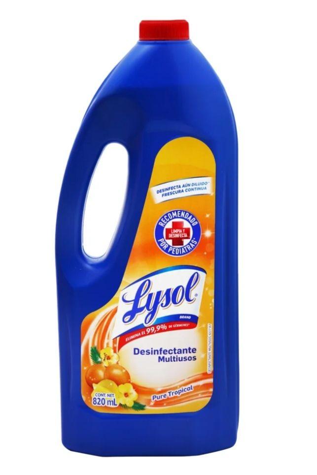 La Comer: Lysol Desinfectante Multiusos