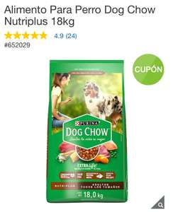 Costco: Dog Chow Nutriplus 18 Kg