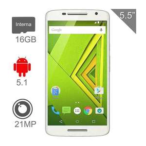 Ofertas Hot Sale Walmart: Moto X Play a $4,799