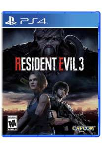 Amazon: Resident Evil 3 - PlayStation 4