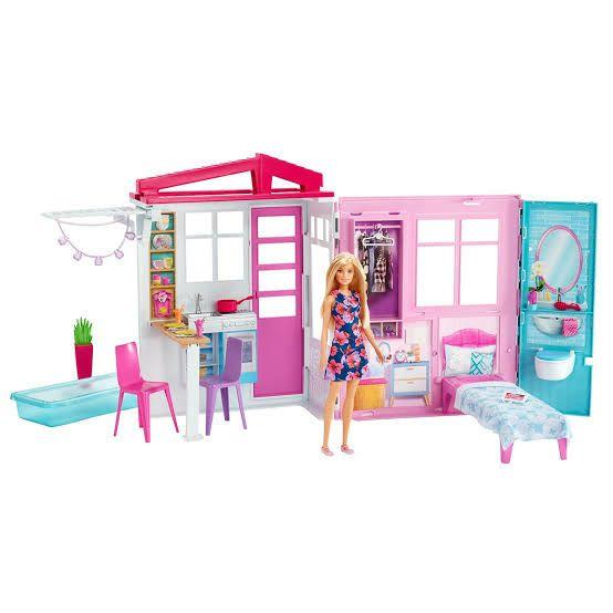 Chedraui:Barbie Estate, Casa con alberca y accesorios