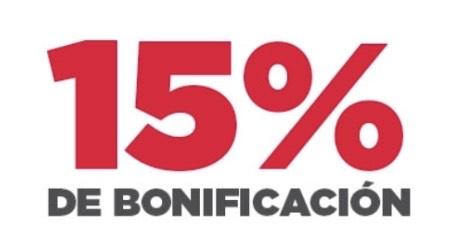Banorte: 15% de bonificación utilizando tarjeta de crédito digital