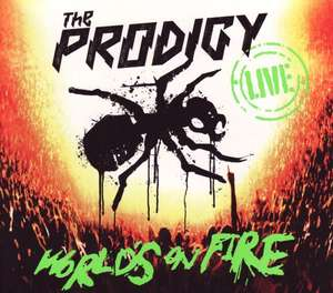 The Prodigy Transmitirá Gratis el Concierto 'World's On Fire'