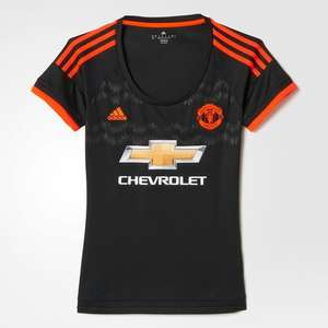 ADIDAS ONLINE: JERSEY TERCERO MANCHESTER UNITED 2015/2016 MUJER