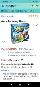 Amazon: looney quest