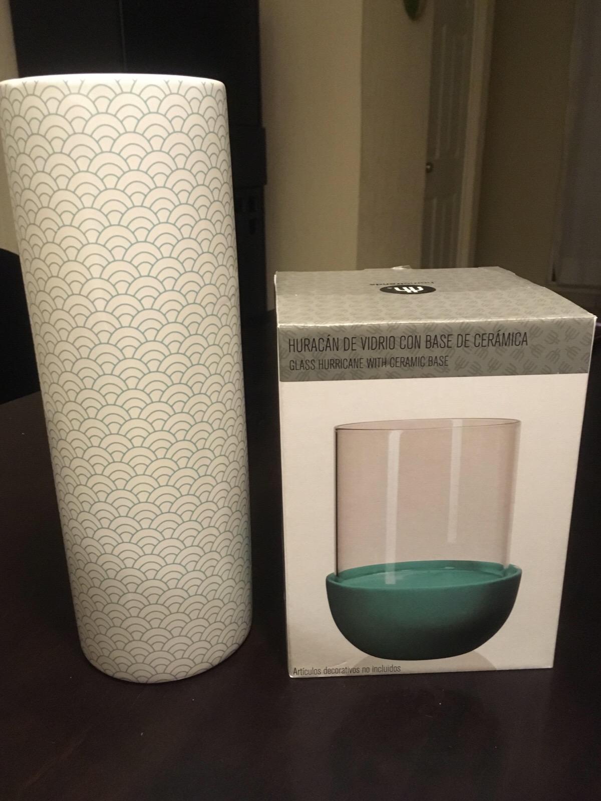 Walmart: liquidación florero y porta velas HOME TRENDS a $25.01