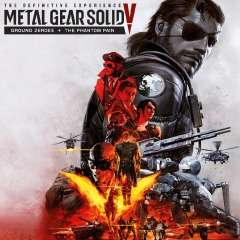 PSN: METAL GEAR SOLID V: THE DEFINITIVE EXPERIENCE para Playstation 4