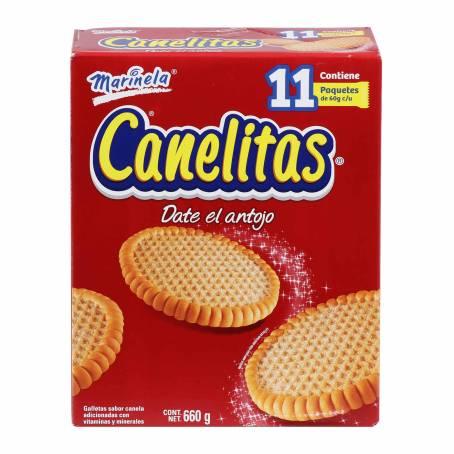 Sam's Club: Canelitas 33 la Caja