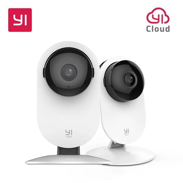 AliExpress: 2 (DOS) cámaras vigilancia Yi 1080P ($461 c/u)
