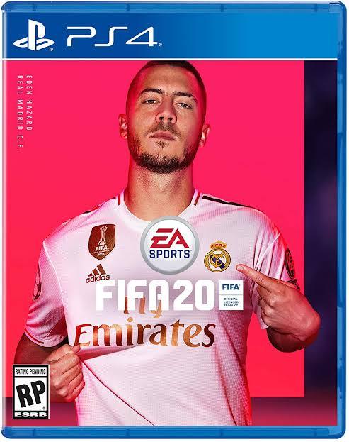 Playstation Store: Fifa 20 ps4