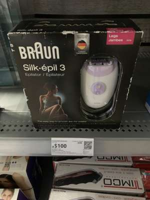 Best Buy: Depiladora Braun