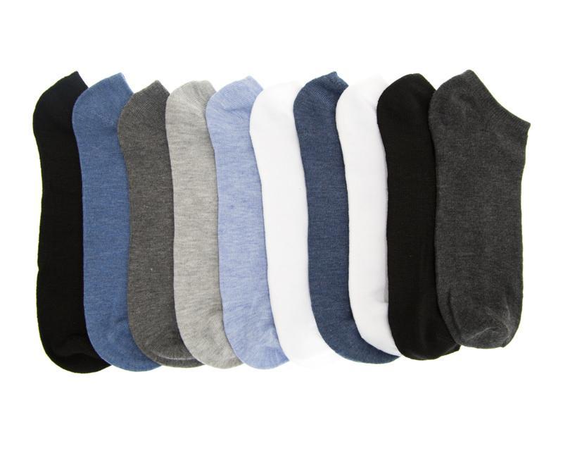 Coppel: Set de 10 Pares de Calcetas Liner marca Refill para Hombre