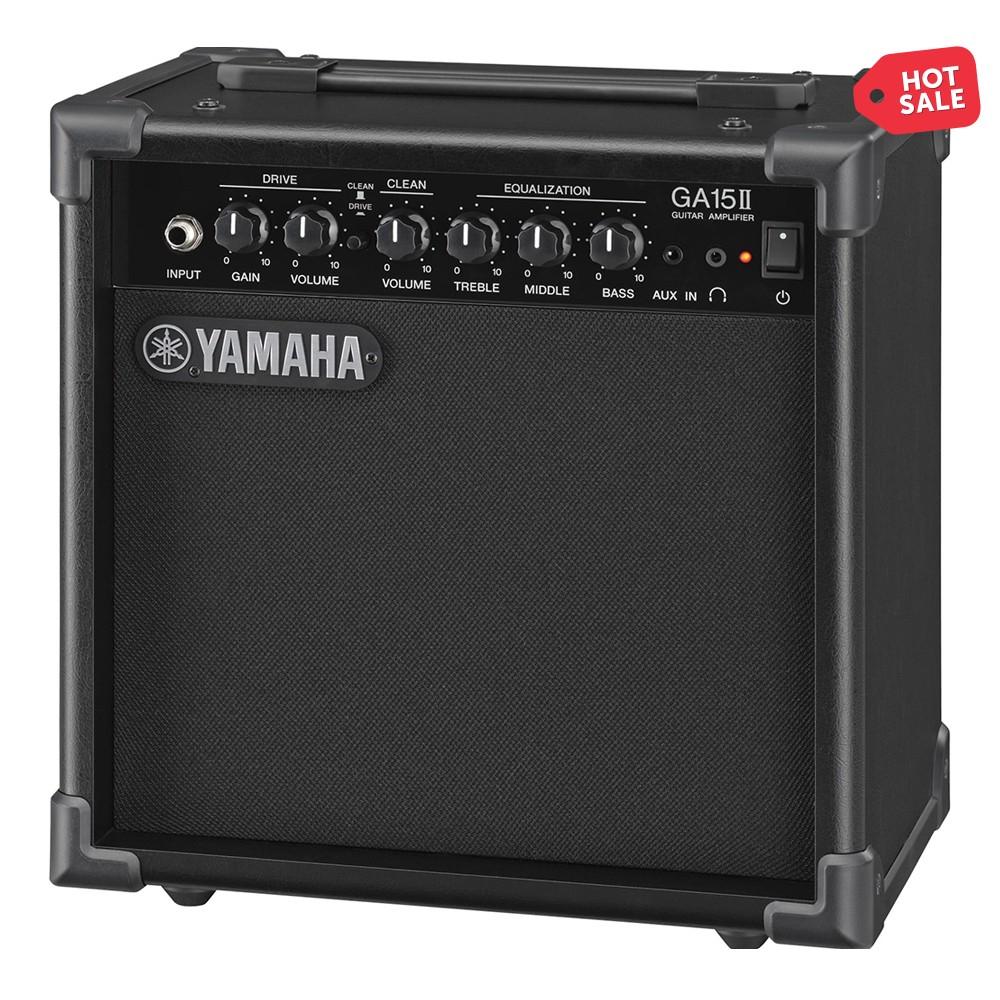 Ofertas Hot Sale Walmart: instrumentos musicales hot sale, Amplificador para Guitarra Yamaha GA15II a $999 y más