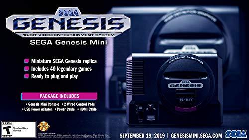 Amazon Consola Sega Genesis Mini - Classics Edition