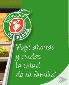 Miércoles de plaza en La Comer: naranja $1.90, melón $6.90 y más