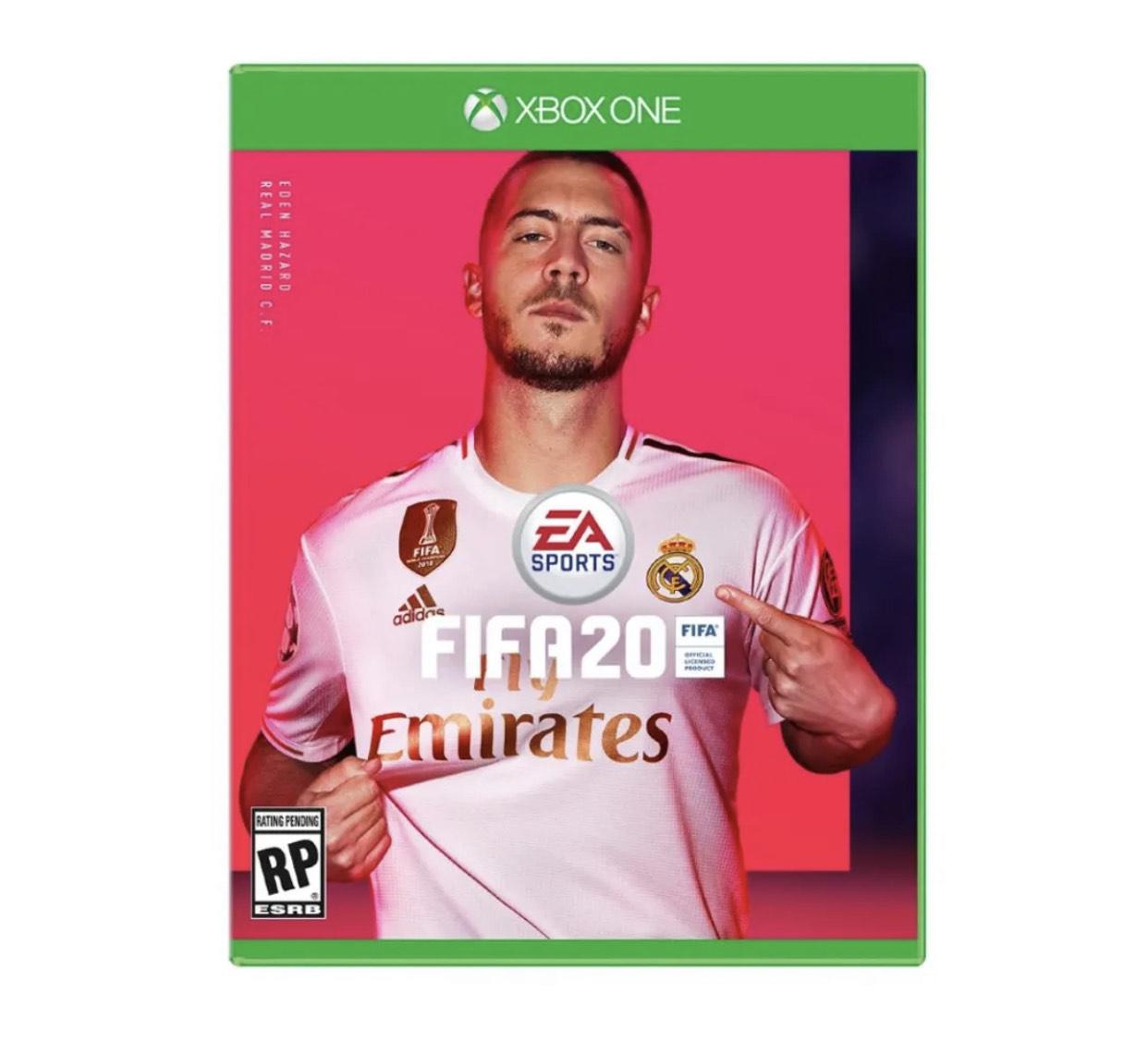 Bodega Aurrera: FIFA 20 Xbox One