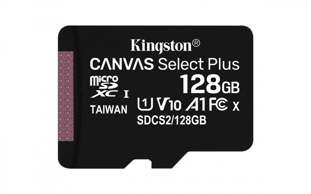 Cyberpuerta (precio más envío) Memoria MicroSD 128 gb a buen precio