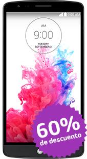 Oferta del Hot Sale en Movistar: LG G3 Stylus Titanium a $1,480