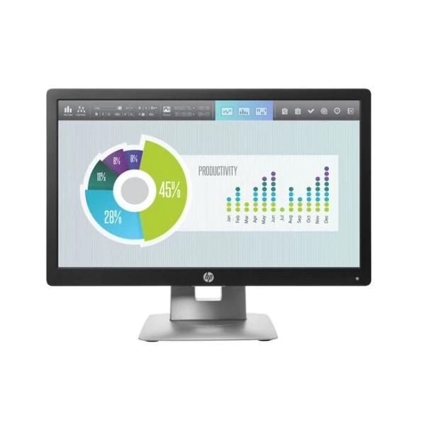 "Claroshop: Monitor HP EliteDisplay E202 - 20"" - 1600 x 900 - Equipo Clase B, Reacondicionado"