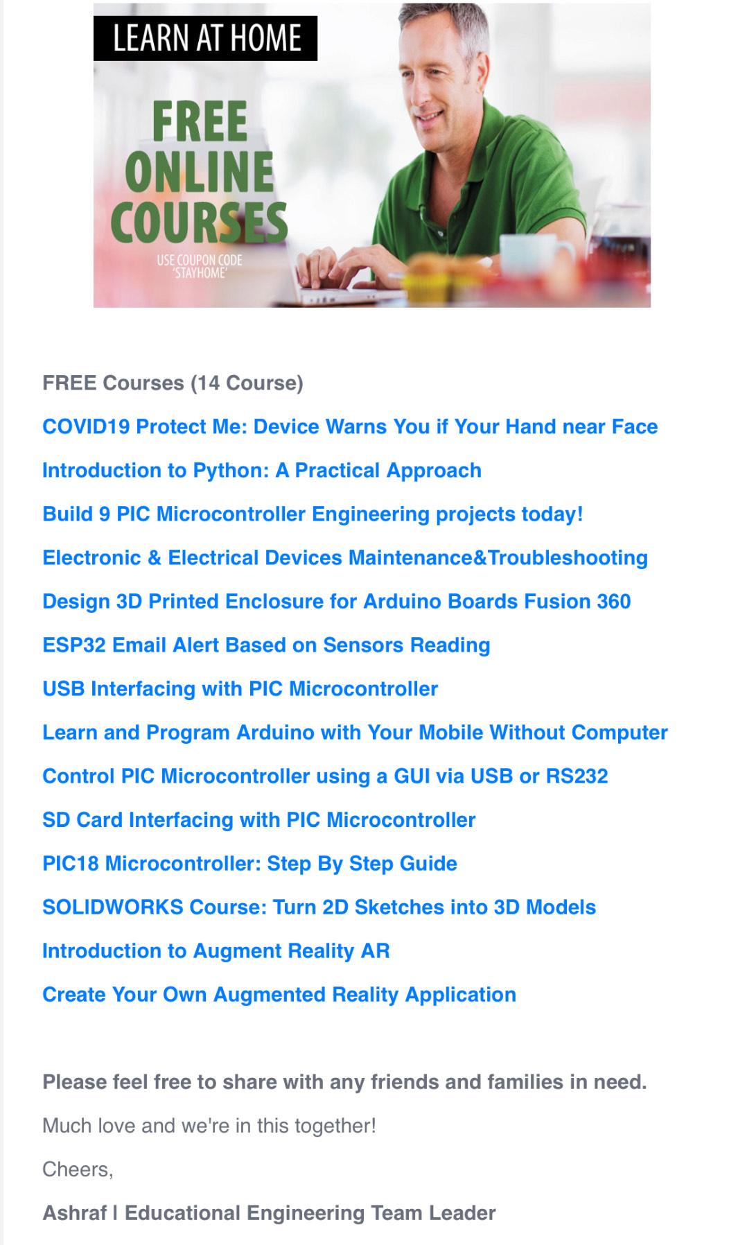 Udemy: cursos, cursos y más cursos gratis