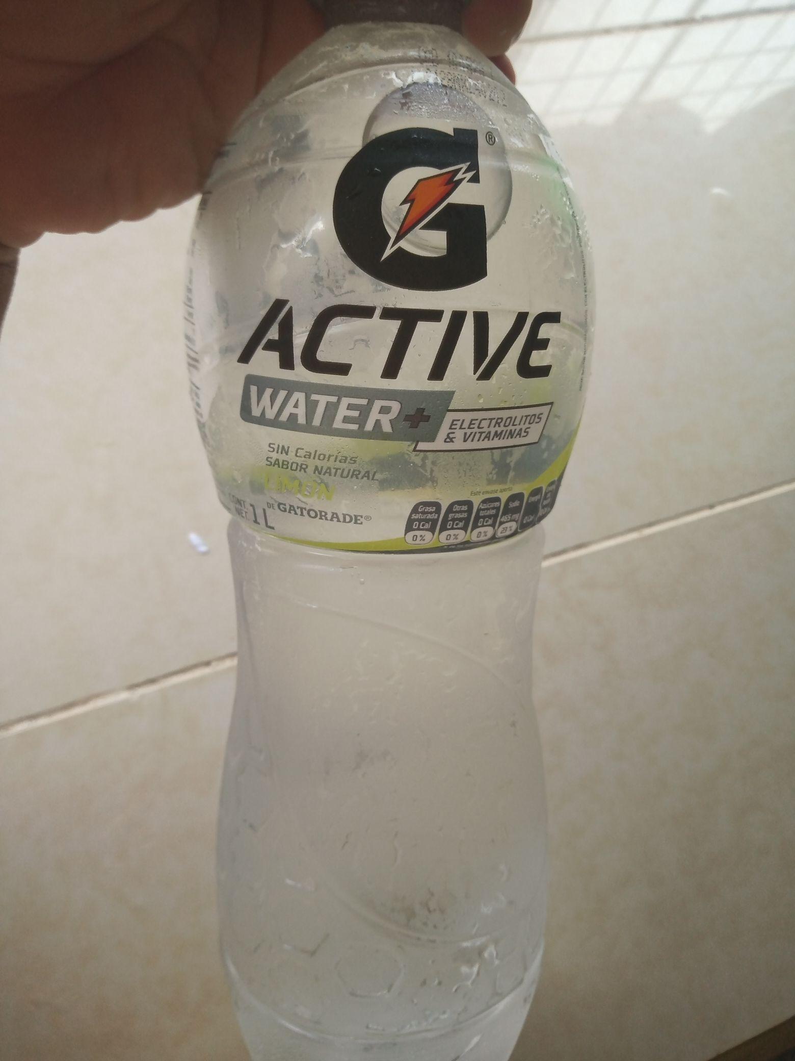 Soriana Hiper: Gatorade G Active Limon 1 Litro y más
