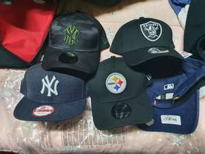 Promoda: Gorras new era