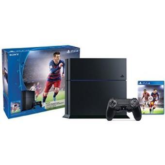 Oferta del Hot Sale en Linio: PS4 + Fifa 16 a $6,999 (con cupon Paypal a $6,300)