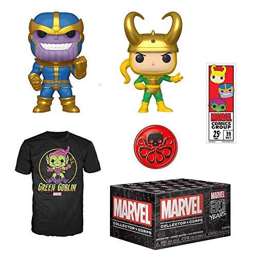 Amazon: Caja Funko Marvel Collectors