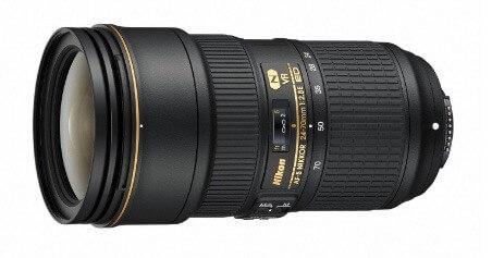 Best Buy: Nikon - Lente 24-70 mm f2,8 de $49,990 a $24,990